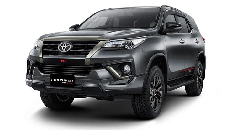 Daftar Pajak Mobil Toyota Fortuner Semua Type Tahun Terbaru