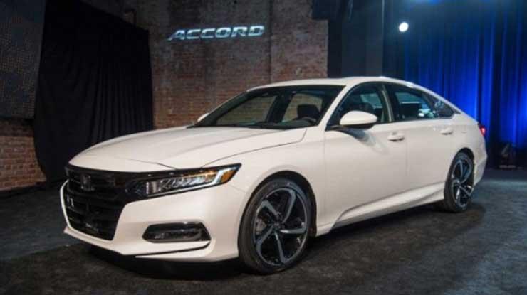 Pajak Mobil Honda Accord Terbaru Semua Tipe