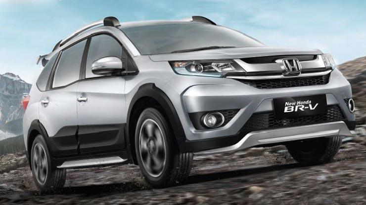Pajak Mobil Honda BRV Terbaru