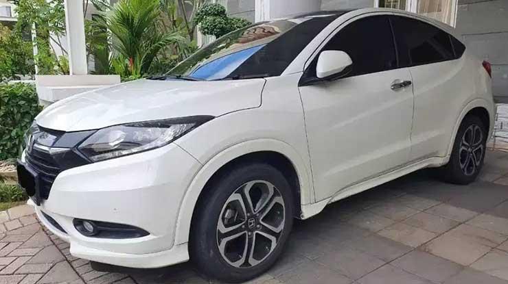 30 Pajak Mobil Honda Hrv Terbaru Semua Tipe 2021