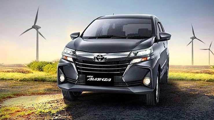 Pajak Mobil Toyota Avanza Terbaru Semua Tipe