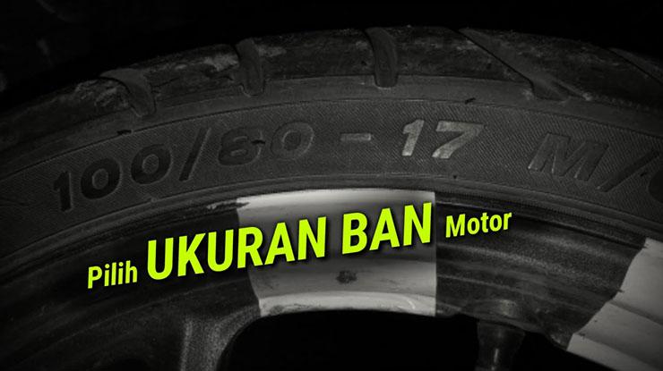 Kode Ukuran Ban Motor