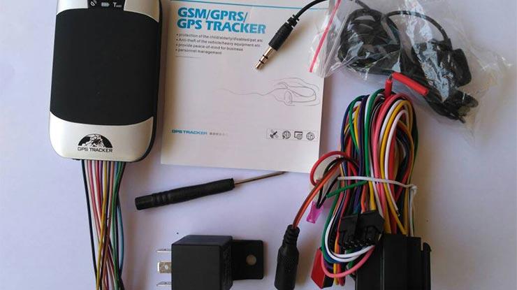 Mengantisipasi Dengan Memasang GPS