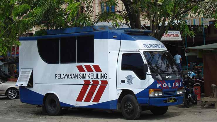 Jadwal Layanan SIM Coner Kota Bandung