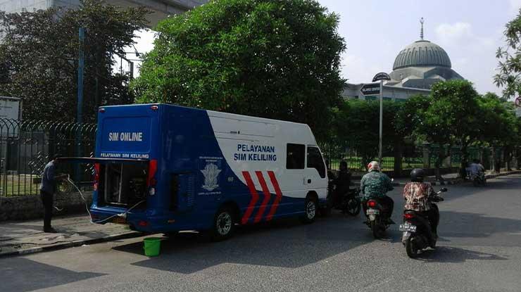 Jadwal SIM Keliling Kota Yogyakarta