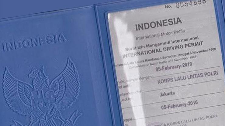 Biaya Pembuatan SIM Internasional