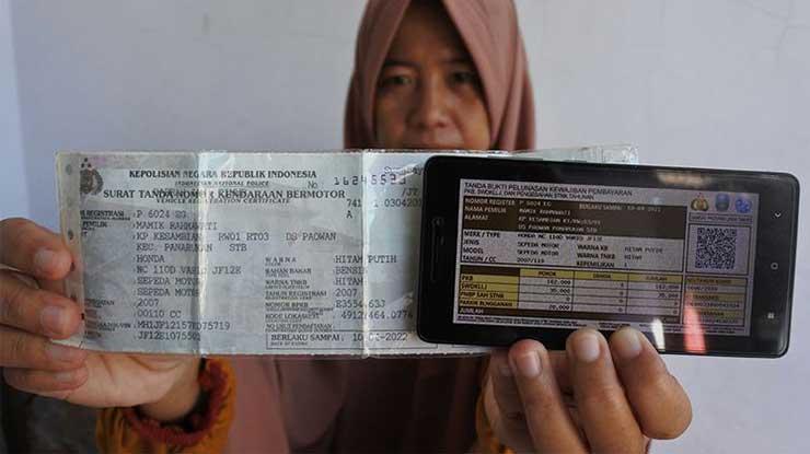 Keunggulan Cek STNK Secara Online