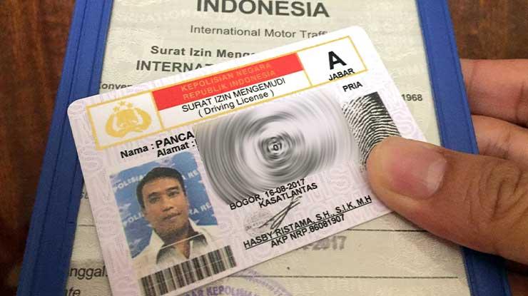 Syarat Pembuatan SIM Internasional