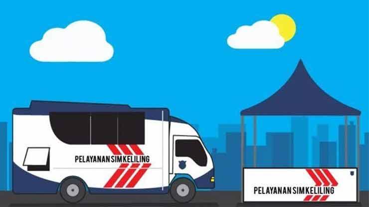 Informasi Jadwal SIM Keliling Jombang Untuk Hari Ini Alamat Lengkap