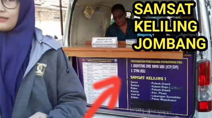 Jadwal SIM Keliling Jombang
