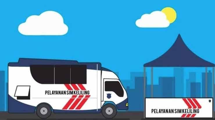Jadwal SIM Keliling Cianjur Untuk Hari Ini Disertai Alamat Lengkap & Informasi Biaya