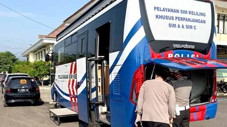 Lokasi SIM Keliling di Daerah Sumedang