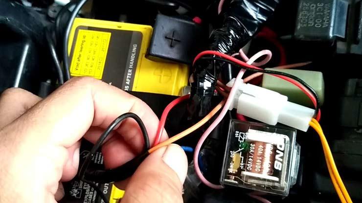 Begini Cara Pasang Alarm Motor Pada Honda Beat Fi Sendiri Tanpa Perlu ke Bengkel
