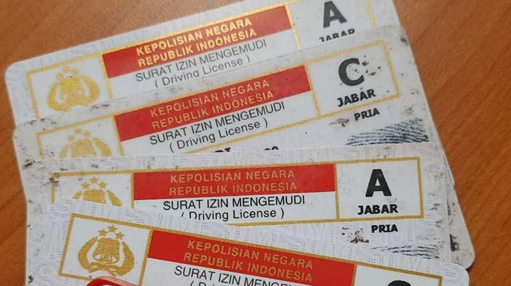 Biaya Perpanjang SIM A C Daerah Cianjur