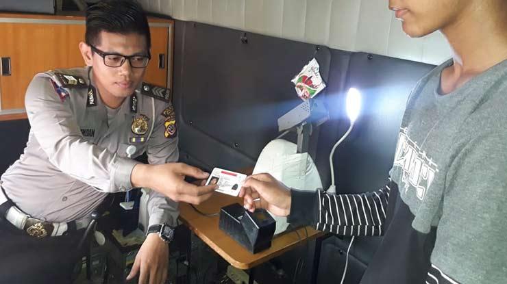Biaya Perpanjang SIM A SIM C