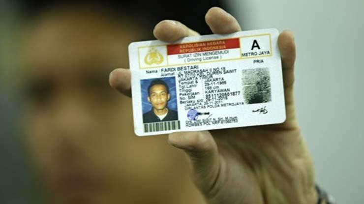 Biaya Perpanjang SIM A dan SIM C 2