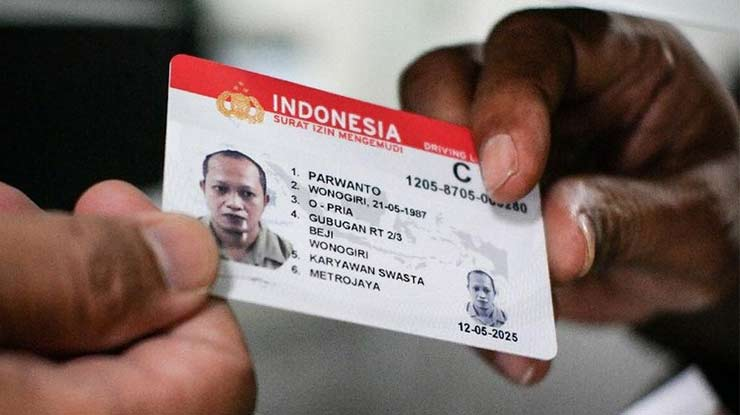 Biaya Perpanjang SIM A dan SIM C 6