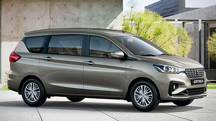 Daftar Pajak Mobile Suzuki Ertiga Terbaru Semua Tipe Tahun Produksi