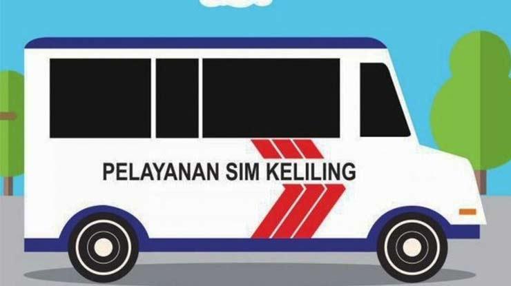 Informasi Jadwal SIM Keliling Purwakarta Hari Ini Alamat Lengkap