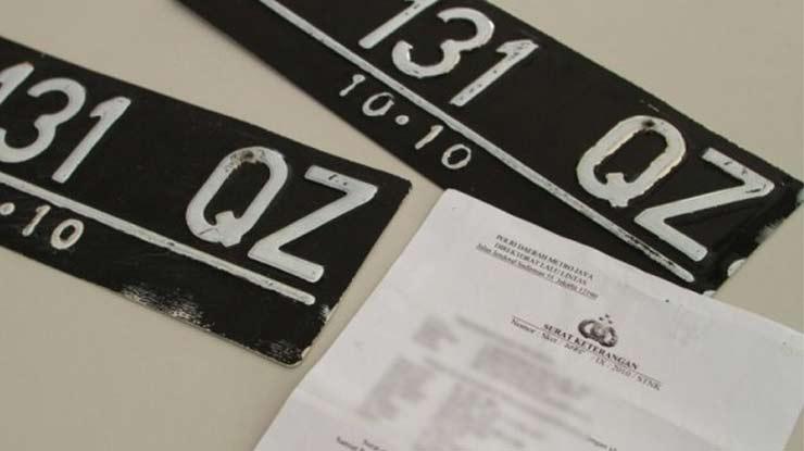 Ini Dia Cara Cek Plat Nomor Mobil via Online Paling Akurat