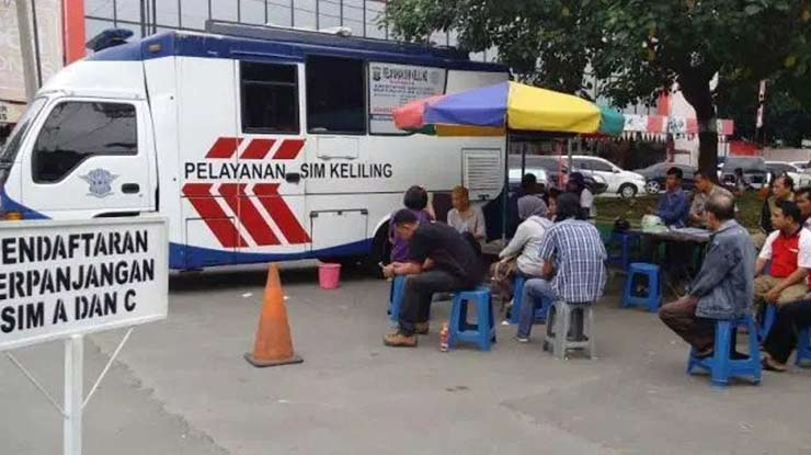 Jadwal SIM Keliling Cianjur