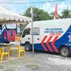 Jadwal SIM Keliling Depok Untuk Hari Ini Beserta Alamat Lengkap Jam Operasional