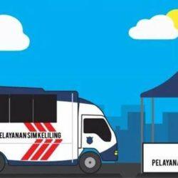 Jadwal SIM Keliling Pontianak Untuk Hari Ini Disertai Alamat Lengkap Jam Operasional
