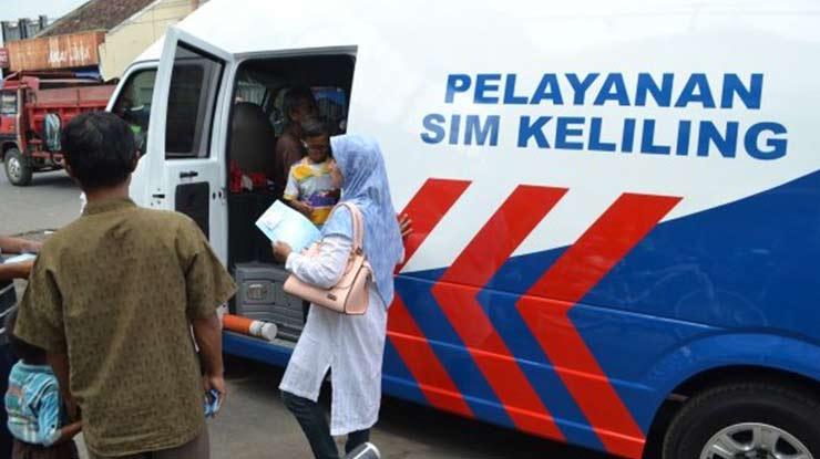 Jam Operasional SIM Drive Thru Daerah Cianjur