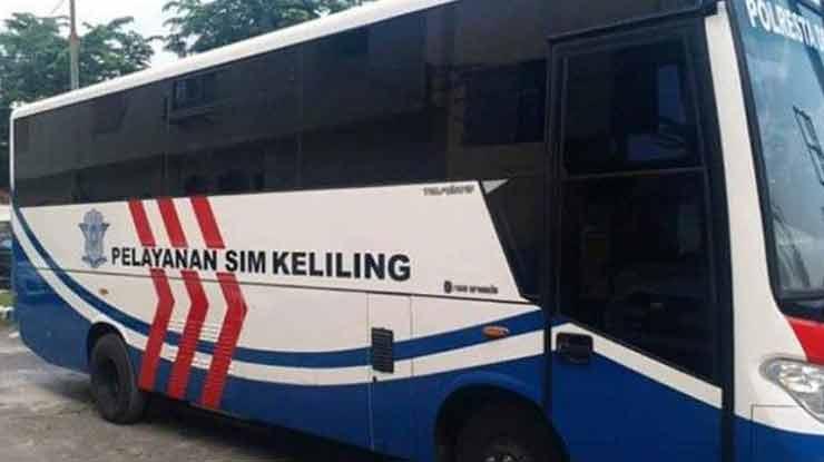 Jam Operasional SIM Drive Thru Daerah Klaten