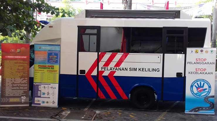 Jam Operasional Samsat Keliling Jakarta Timur