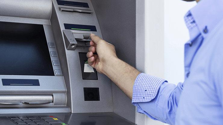 Bayar Pajak via Bank ATM