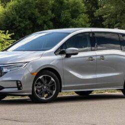 Biaya Pajak Mobil Honda Odyssey Semua Tahun