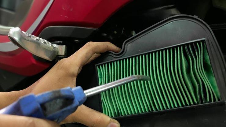 Biaya Service Motor Filter