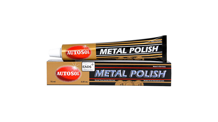 Pemebersih Metal Polish