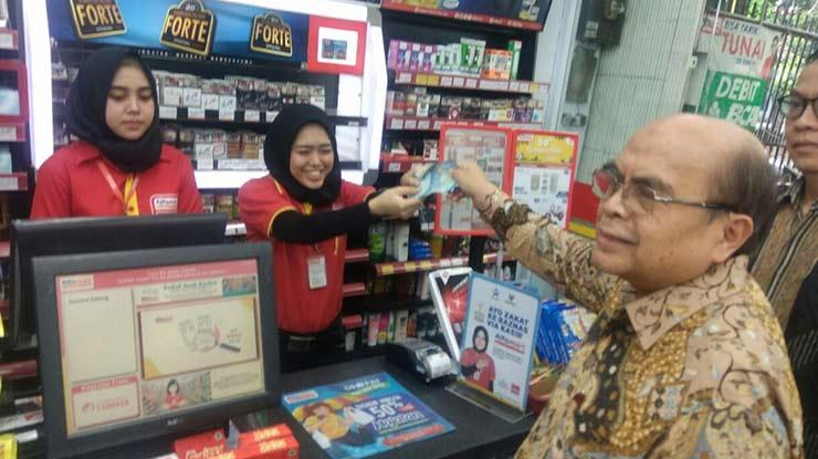 Cara Membayar Pajak Di Minimarket