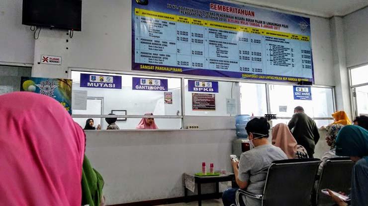 Cek Pajak Kalimantan Timur via Kantor Samsat
