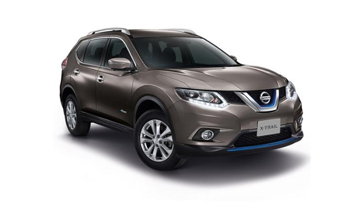 Daftar Biaya Pajak Nissan X-Trail