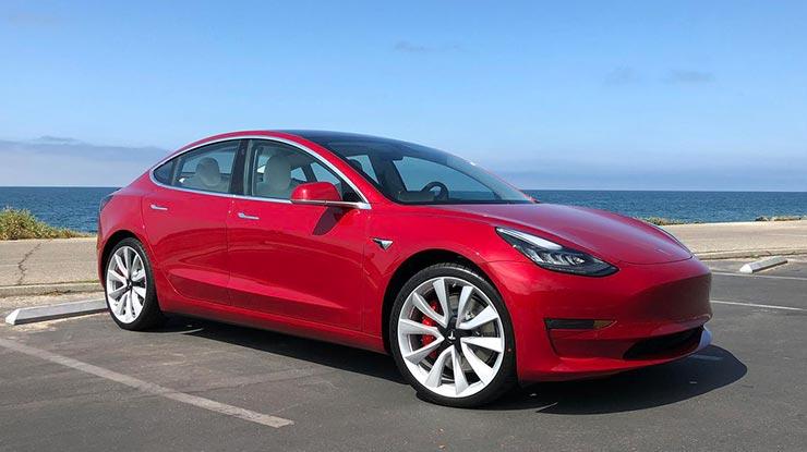 Harga Tesla Model 3