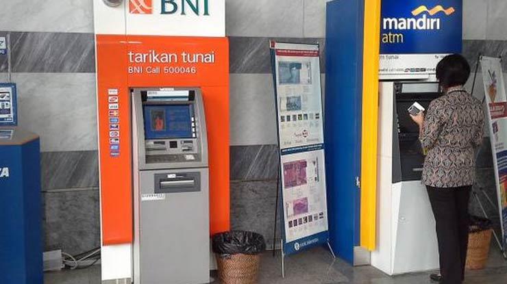 Membayar Pajak Lewat ATM