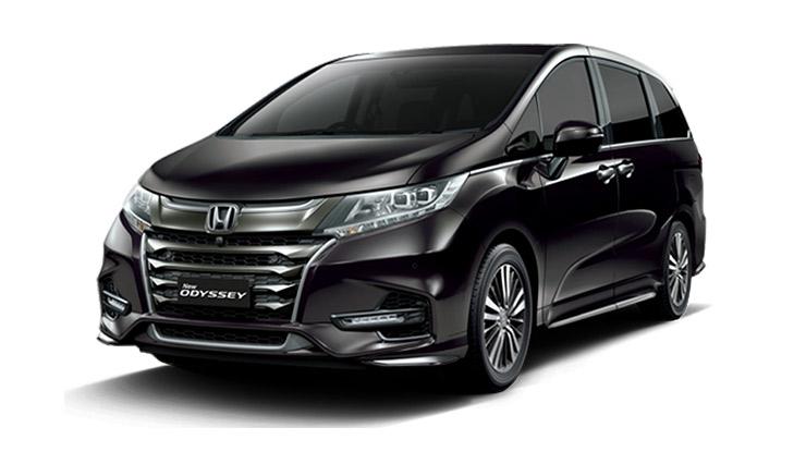 Pajak Mobil Honda Odyssey Terbaru
