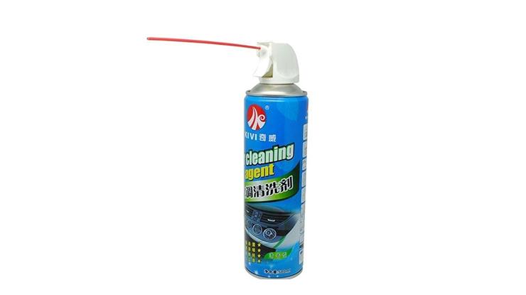 Siapkan Spray Pembersih