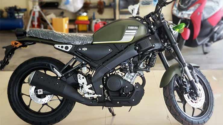 Standar Piston Motor Yamaha