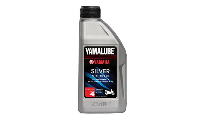 Yamalube Silver Oil 20W 40