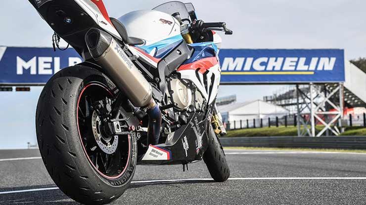 Ban Michelin Untuk Motor Sport