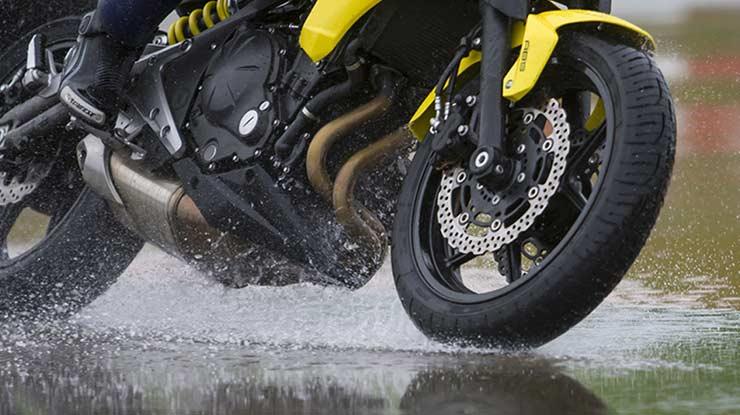 Ban Motor Dunlop Tahan Segala Cuaca