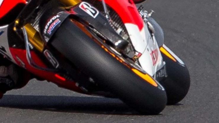 Daya Cengkram Ban Motor Dunlop Kuat