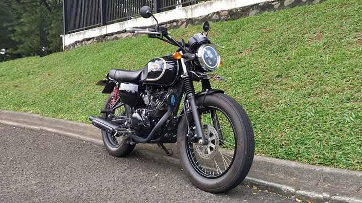 Kekurangan Kawasaki W175