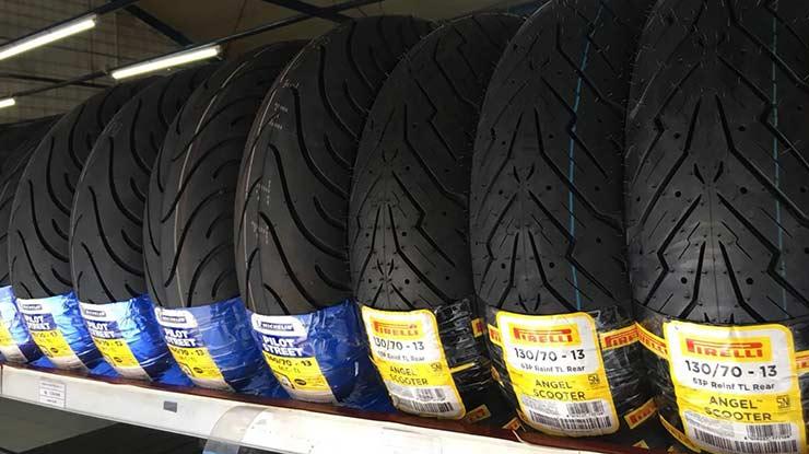 Kekurangan dan Kelebihan Ban Motor Michelin