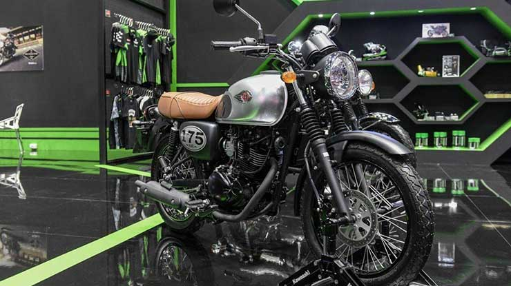 Kelebihan Kawasaki W175