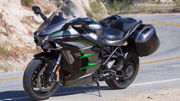 Kelebihan Motor Ninja H2